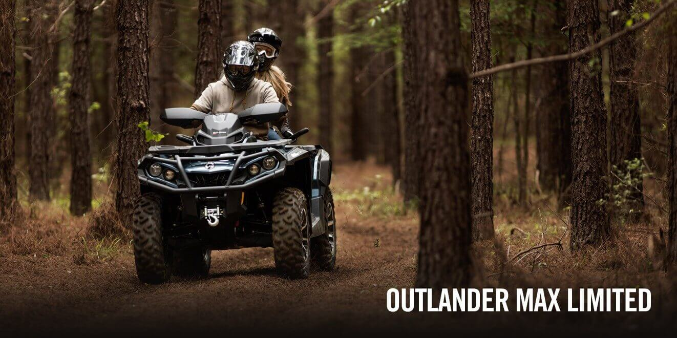 Outlander MAX 1000R Limited