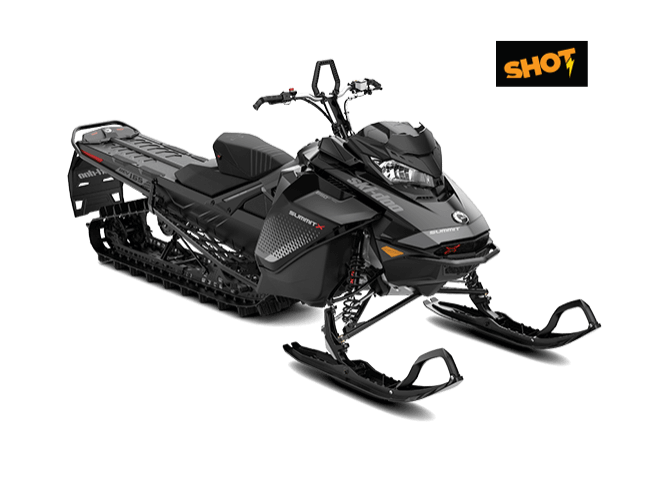 Summit X 175″ 850 E-TEC SHOT