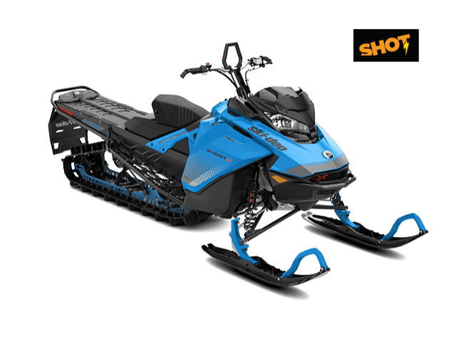 Summit X 165″ 850 E-TEC SHOT
