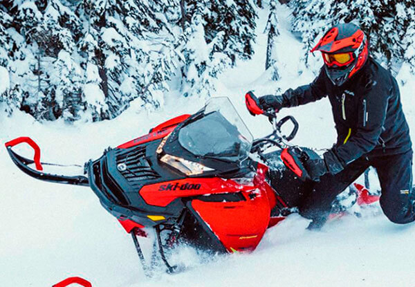 Ski-Doo Expedition Xtreme - утилитарник со спортивным характером